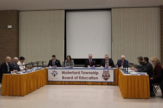BOE Reorganization Meeting